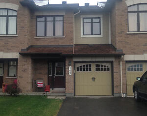 Beautiful 3 bedroom townhome in Orleans