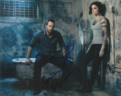 BLINDSPOT.. Sullivan Stapleton and Jaimie Alexander - SIGNED