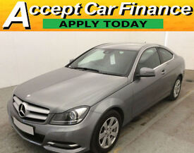 Mercedes-Benz C220 2.1CDI CDI Executive FINANCE OFFER FROM £88 PER WEEK!