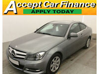 Mercedes-Benz C220 2.1CDI CDI Executive FINANCE OFFER FROM £65 PER WEEK!