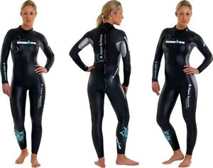 Ironman Aqua Sphere Powered Racer Wetsuit - womans size small