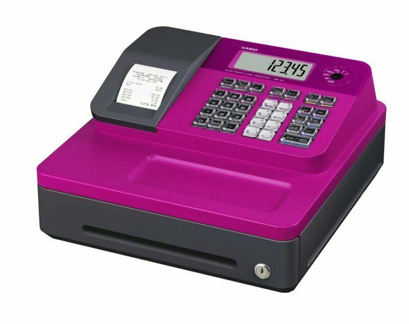 Casio Cash Register for Small/Medium Sized Retail Businesses