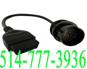 OBD2 Adapter Cable for Mercedes Benz