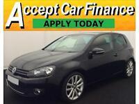 Volkswagen Golf GT FROM £41 PER WEEK!