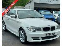 2011 60 BMW 1 SERIES 2.0 118D SPORT 2D 141 BHP DIESEL
