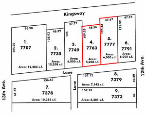 Land Assembly - 7777 -- 7763 Kingsway (Burnaby)