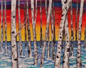 Original Paintings for Sale by The Classy Artist – Jacqui Reid St. John's Newfoundland image 5