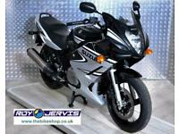 2007 (07) Suzuki GS500 FK6 500cc Naked Black UK Delivery ONLY 1300 MILES!!