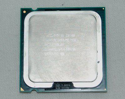 Intel Core 2 Duo E8400 - 3 GHz Dual-Core Prozessor CPU Sockel 775 - geprüft segunda mano  Embacar hacia Spain