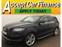 Audi Q7 3.0TDI ( 245ps ) Tiptronic 2014MY quattro S Line Plus