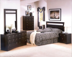 NEW ★ 5 Pcs ★ Canadian Made Bedroom Set ★ Can Deliver