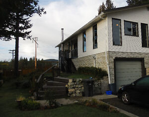 Logan Lake Vacation/Family Home with Easy In-law Potential