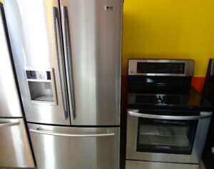 CHRISTMAS BLOWOUT SALE ALL APPLIANCES AT A FRACTION STAINLESS