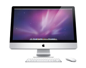 iMac: 27-inch, late 2009 upgraded with 1 TB storage - $500