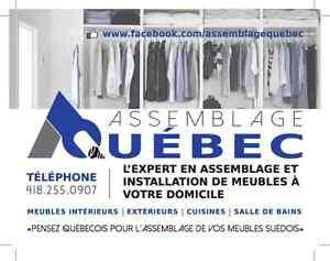 Assemblage Montage de meubles IKEA et Cuisine Québec City Québec image 3