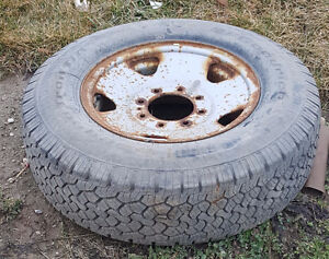 free tire and rim