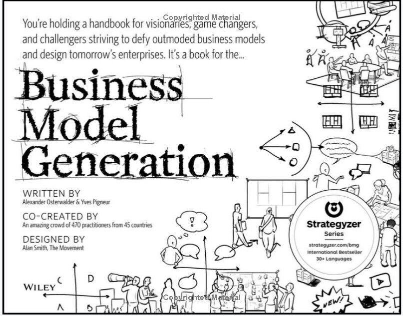 Business Model Generation A Handbook For Visionaries Changers And Challengers Pdf