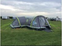 Higear Nimbus 8 Airbeam Tent with porch
