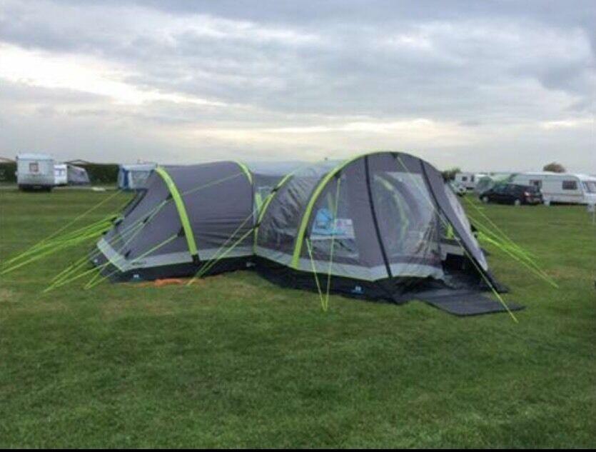 Airgo Nimbus 8 inflatable tent and porch & Airgo Nimbus 8 inflatable tent and porch | in Brigg Lincolnshire ...