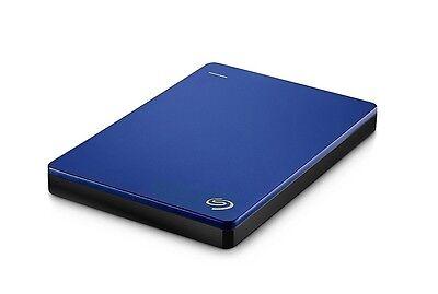 2TB Seagate Backup Plus USB 3.0 Portable External Hard Drive Blue STDR2000102