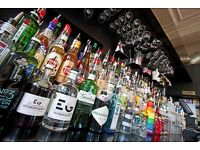 Experienced Bar staff for busy centre bar/ night club
