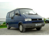 VW T4 Campervan - full Reimo conversion