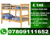 **BRAND..NEW..**BRAND..NEW..Wooden... Bunk... BED** Oregon