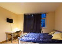 Rooms to rent 6-bedroom houseshare West Kilburn