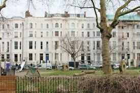4 rooms to rent in stylish flat with balcony and garden in Kensington and Chelsea, London
