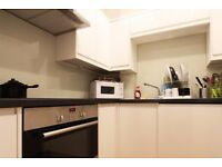 Rooms to rent in bright and new 3-bedroom flat in Hampstead in the borough of Camden
