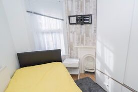 Single Bed in 3 beds in shared room and 1 private room for rent in a 3-bedroom apartment in Bromley
