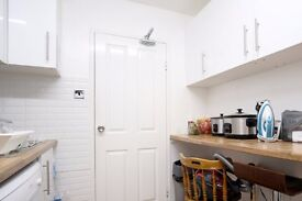 Double Bed in Spacious room to rent in 5-bedroom apartment in East Putney