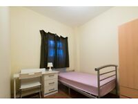 Ensuite rooms to rent in an 8-bedroom flat in Newham