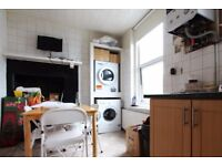 Double Bed in Rooms for rent in 4-bedroom flatshare in Acton, near the University of West London