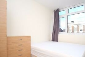 Rooms to rent in modern 5-bedroom apartment in Tower Hamlets
