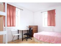 Furnished room in 3-bedroom flatshare in Southwark - Travelcard Zone 1/2