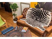 Double Bed in Rooms in beautiful 2-bedroom house with garden in Tottenham Hale