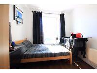 Double Bed in Cozy rooms to rent in 5-bedroom flatshare in Bethnal Green