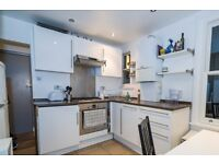Double Bed in Rooms to rent in cozy 2-bedroom flat in Maida Vale, zone 2