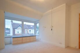 Spacious room in 5-bedroom apartment in Sutton