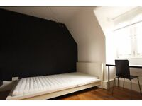 Double Bed in Rooms with double beds and bills included in 4-bedroom apartment
