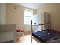 Twin Beds in large room to rent - Putney, London