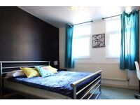 Single Bed in Rooms to rent in spacious 6-bedroom house with garden in central City of Westminster
