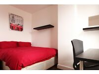 Single Bed in Rooms in renovated 5-bedroom flat with utilities in Lambeth