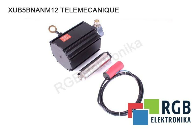XUB5BNANM12 TELEMECANIQUE LIGHT SENSORS