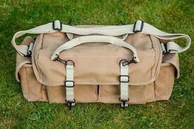 Domke F-1X camera bag with extra insert