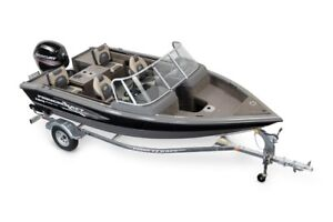 2017 Princecraft Sport 164 Fishing Boat