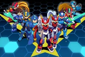 Looking for megaman games!