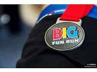 URGENT: Race Crew required for Big Fun Run and Dog Jog – Christchurch Park, Ipswich - Sat 15 Oct
