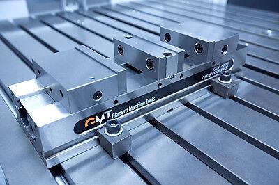 New Glacern Machine Tools Gdv-620fe 6 Cnc Double Vise Dl640